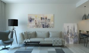 Víte, jak opticky zvětšit malý byt?