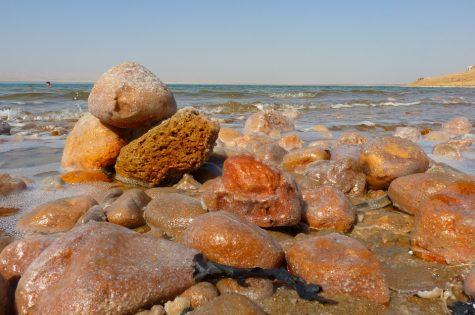 Co jste možná nevěděli o Mrtvém moři