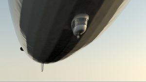 Jaká vzducholoď jako první přeletěla Atlantik?