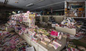 Fukušima se dodnes nevzpamatovala z hrůzných událostí. Polská fotografka na svých fotografiích zachycuje, jak to na některých místech ještě roky po katastrofě vypadá